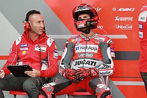 Ducati : Lorenzo ?