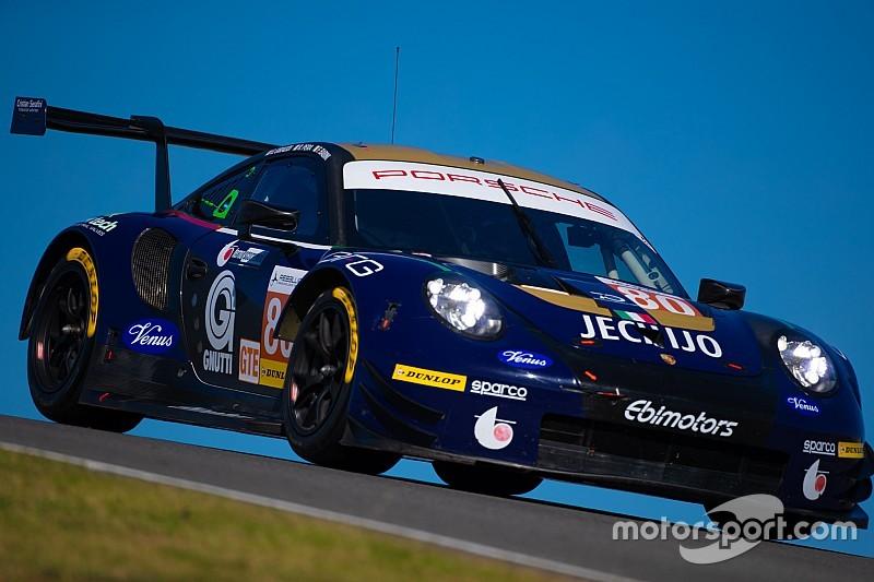 La Ebimotors schiera ancora la sua Porsche in ELMS nel 2019