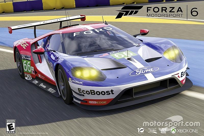 Race gratis met de Ford GT in Forza Motorsport 6