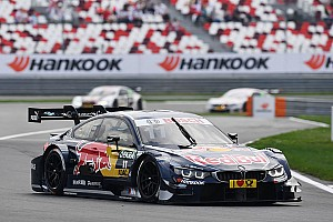 DTM Race report Moscow DTM: Wittmann heads BMW 1-2-3-4 in dramatic Sunday race