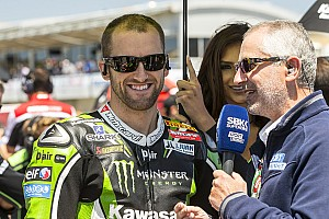 World Superbike Breaking news Rea