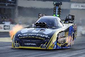 NHRA Qualifying report Hagan earns No. 1 spot with world record performance at Brainerd