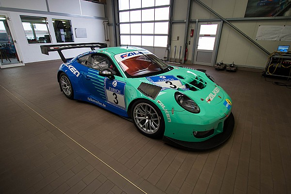 Falken to field Porsche 991 in Nurburgring 24 Hours
