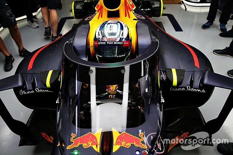 Red Bull will run canopy system in Russian GP practice & Bull will run canopy system in Russian GP practice