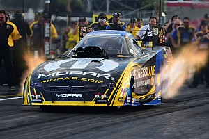 NHRA Preview Hagan will fight to the finish, despite the odds being stacked against him