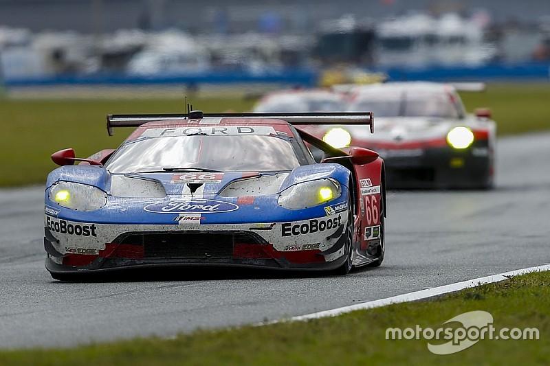 24 години Дайтони: Мюллер назвав Ferrari та Porsche неймовірними