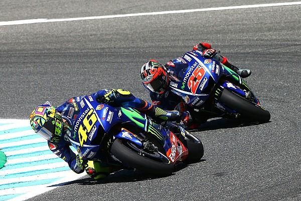 MotoGP Росси объяснил падение в Ле-Мане допущенной ранее ошибкой