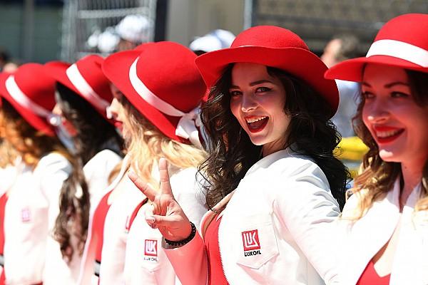 Formula 1 Rusya GP de grid kızlarını kullanmayı planlıyor!