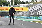 Stop/Go Ocon arcra adott F1-es aláírást a Hungaroringen