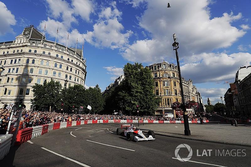 Brown: Londra GP abartılı bir istek olur