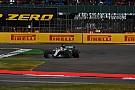 F1 Hamilton pide a la F1 acabar con las escapatorias de asfalto