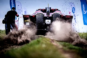 Cross-Country Rally Top List Galería: las mejores fotos del Silk Way Rally 2017
