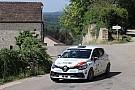 Coupes marques suisse Première victoire pour le nouveau leader du Clio R3T Alps Trophy