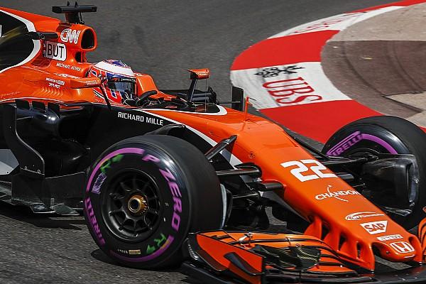Формула 1 Важливі новини Баттон отримає штраф у 15 позицій після проблем з двигуном