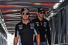 Force India: Perez/Ocon çatışması bir noktada