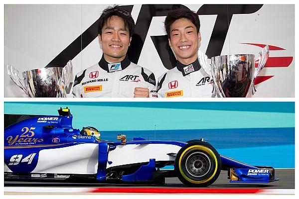 Formule 1 Actualités Sauber pourrait faire rouler un Japonais pour Honda