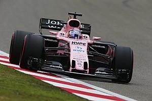 F1 Noticias de última hora Sergio Pérez en los puntos pero lejos del ritmo