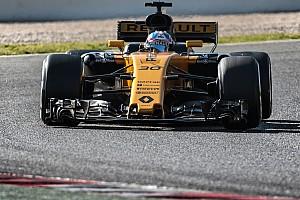 Formule 1 Actualités Renault avec un
