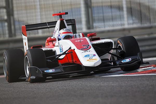 Albon recorta distancias con Leclerc con la pole en Abu Dhabi
