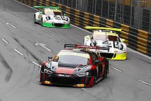 GT Fotostrecke GT-Weltcup in Macau: Das Rennergebnis in Bildern