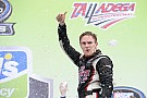 Parker Kligerman takes upset win in chaotic Talladega Truck race
