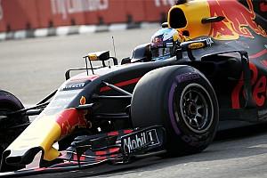 Formula 1 Practice report FP1 GP Singapura: Ricciardo teratas, Gelael P18