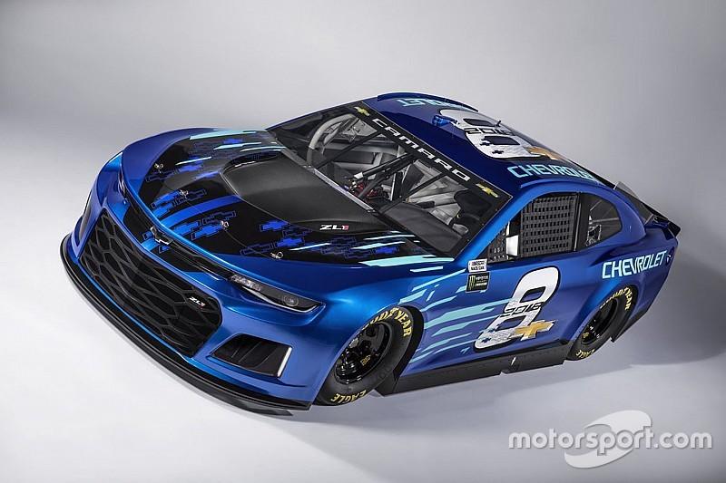 Chevrolet zeigt Camaro ZL1 als neues NASCAR-Auto für 2018