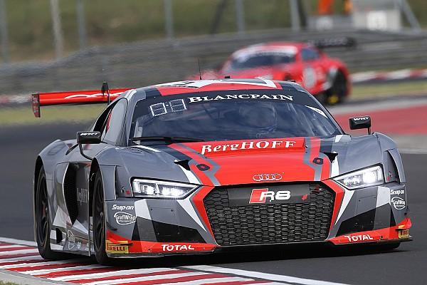 Blancpain Sprint Vanthoor, Fassler sweep Blancpain Hungaroring round