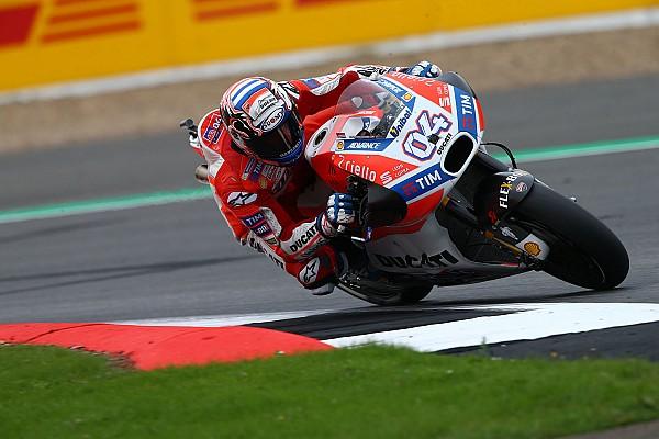 MotoGP Гран Прі Британії: Довіціозо виграв гонку, Маркес зійшов