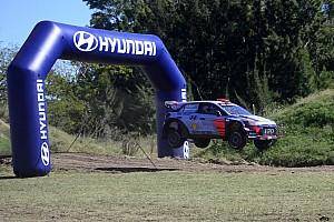 WRC Noticias de última hora El Córdoba Rally Show, punto de partida para el WRC en Argentina