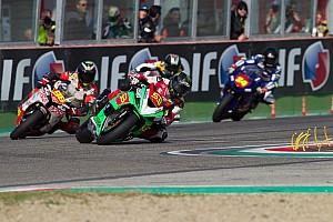 CIV Supersport Gara Vittoria e tabella tricolore per Davide Stirpe ad Imola
