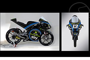 Moto3 Ultime notizie Si rafforza la partnership tra Sky e VR46: insieme anche nel CEV