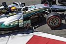 Forma-1 Mercedes: