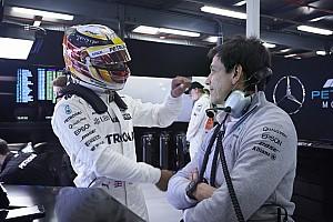 Formel 1 News Hamilton auf