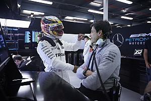 Formula 1 Interview How a kitchen meeting helped reset Hamilton/Mercedes relationship