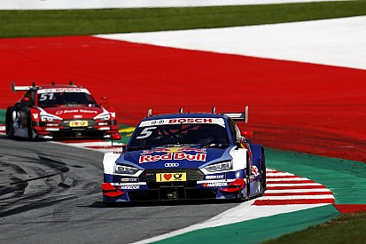 DTM Red Bull Ring: Ekström leidt in derde training