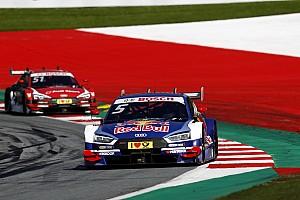 DTM Verslag vrije training DTM Red Bull Ring: Ekström leidt in derde training