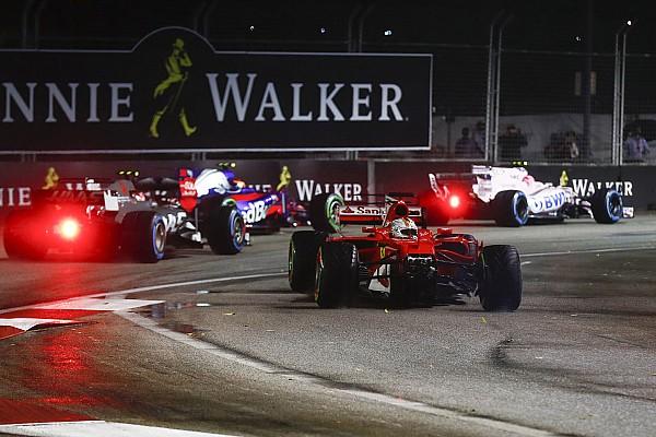Formula 1 Mercedes: Vettel henüz şampiyonluk yarışından kopmuş değil