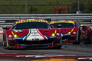 WEC Noticias de última hora Ferrari mantiene su alineación del WEC: Molina estará en Le Mans