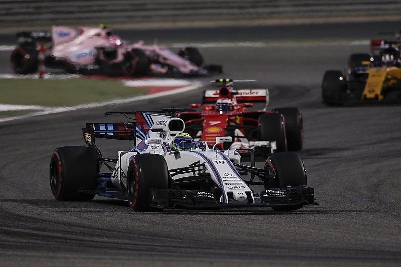 F1-Kolumne von Felipe Massa: Wir sind die Besten im Mittelfeld
