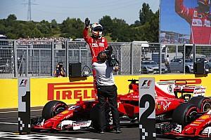 F1 Noticias de última hora Hamilton considera que Ferrari puede ganar fácilmente en Hungría