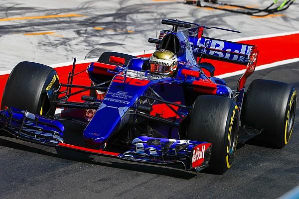 Gelael viermaal in actie voor Toro Rosso tijdens vrijdagtrainingen