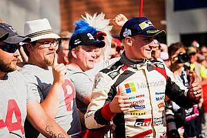 WRC Breaking news Latvala: Lappi belum siap memperebutkan gelar juara dunia 2018
