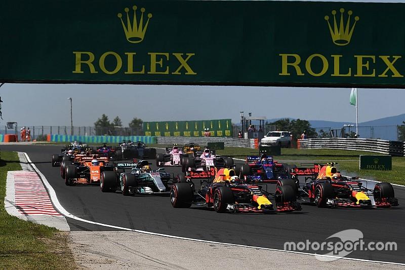 Daniel Ricciardo: Max Verstappen bei F1 in Ungarn wie ein Amateur