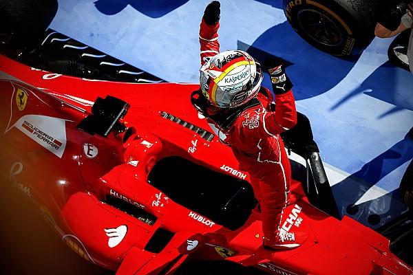 Formula 1 Ultime notizie Marko scommette su Vettel e sulla Ferrari nella caccia al titolo 2017