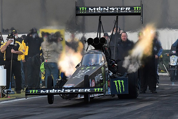 NHRA Race report Brittany Force scores second win of the season