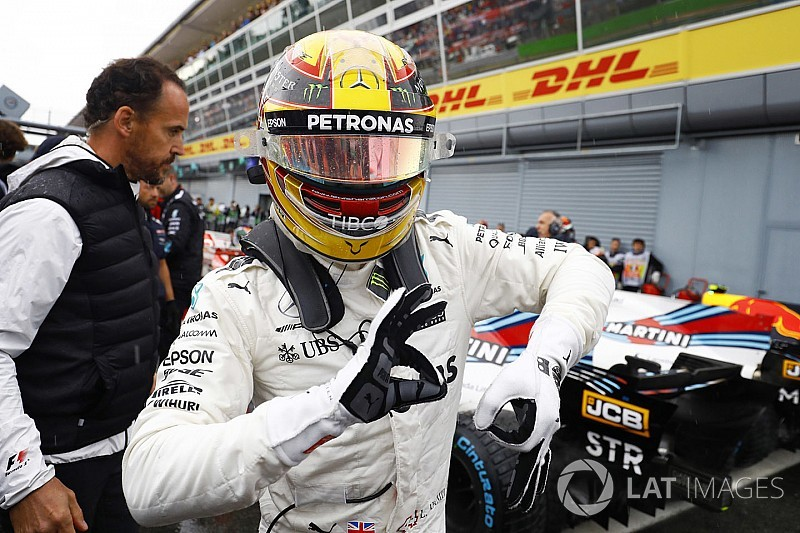 Italian GP: Hamilton grabs record pole ahead of Stroll, Ocon