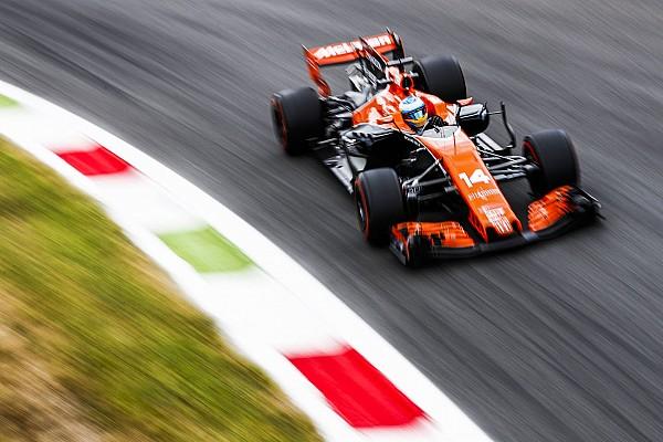 Die schönsten Fotos vom F1-GP Italien in Monza: Freitag