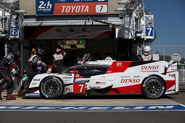 Le Mans Noticias de última hora Toyota simula fallas al azar en su preparación para Le Mans