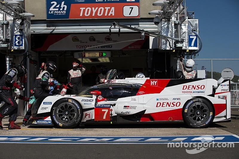 Toyota імітувала випадкові збої у тестовій програмі Ле-Мана